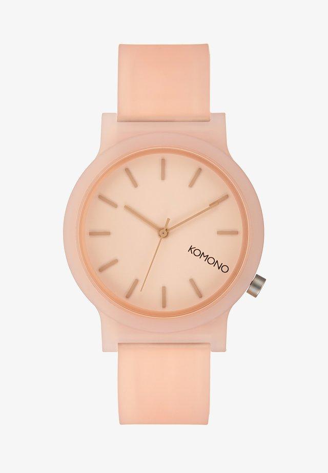 MONO - Horloge - blush