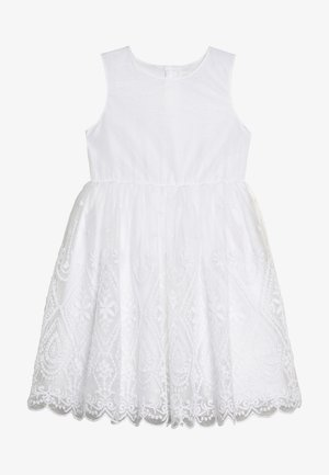 NKFSANDIE SPENCER - Cocktailjurk - bright white