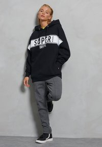 Superdry - Sweatshirt - black - 1