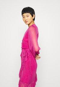 Résumé - DRESS - Jumper dress - berry - 4