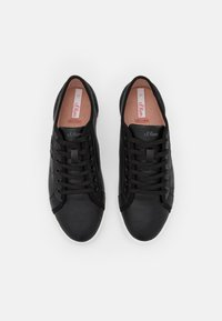 s.Oliver - Sneakers laag - black - 5