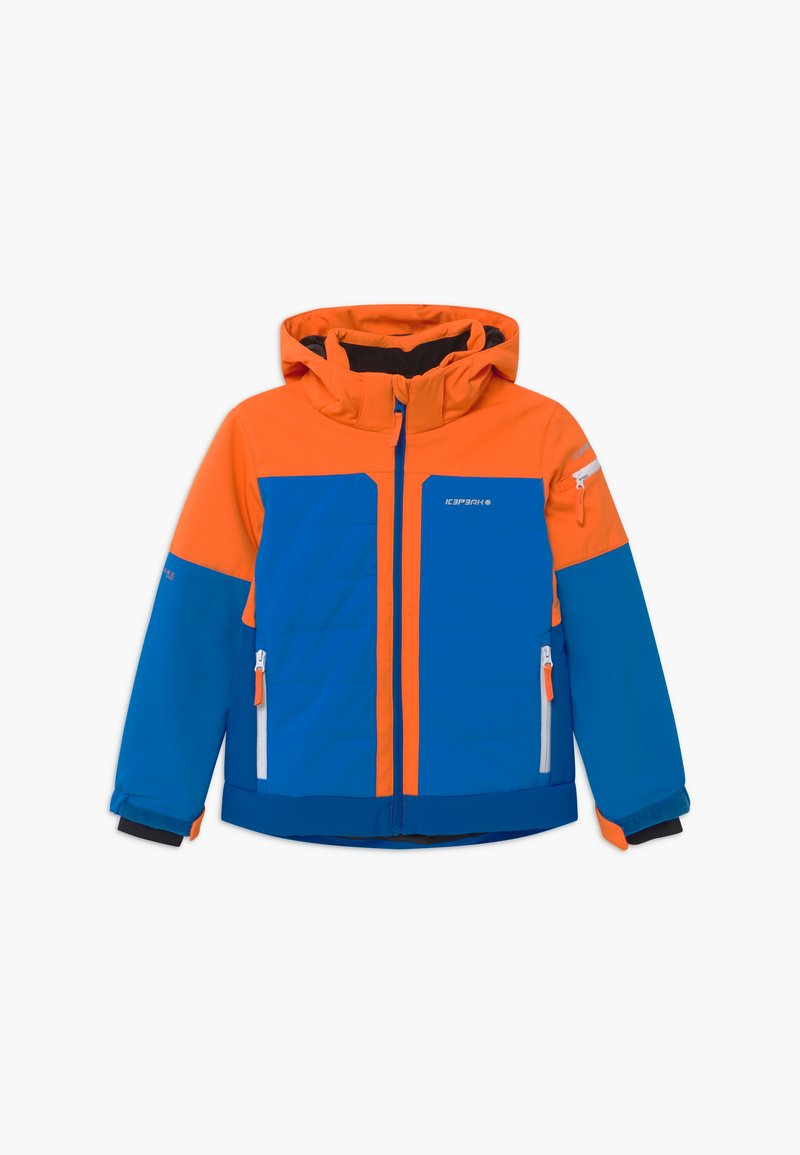 Icepeak - LEVANT UNISEX - Snowboard jacket - orange