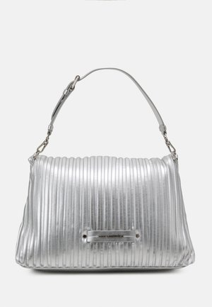 KUSHION FOLDED TOTE - Tote bag - silver