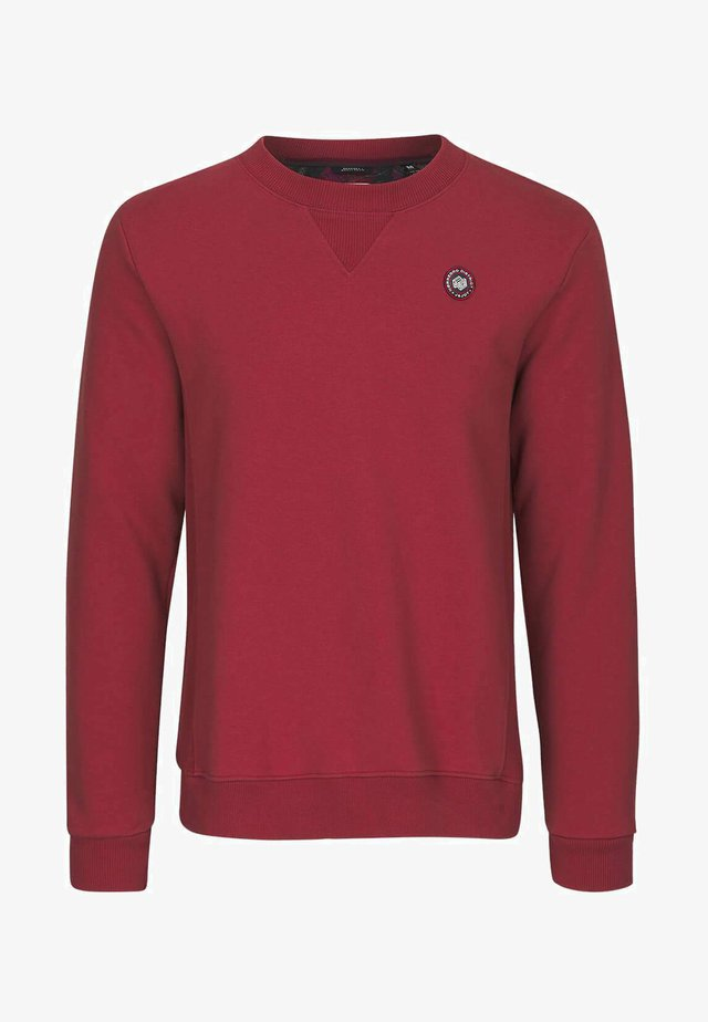 07 HYGGE - Sweater - rouge