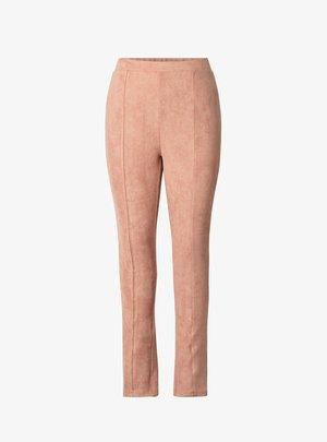 Leggings - Trousers - misty rose