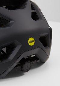 Fox Racing - SPEEDFRAME PRO HELMET - Helm - black - 4