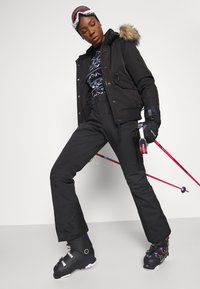 The North Face - LENADO PANT - Snow pants - black - 3