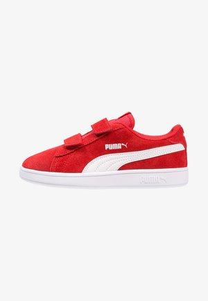 SMASH UNISEX - Tenisky - high risk red/white