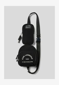 KARL LAGERFELD - GUILLAUME  - Bum bag - black - 0