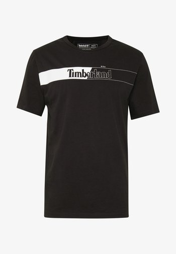 KENNEBEC RIVER HORIZONTAL GRAPHIC TEE