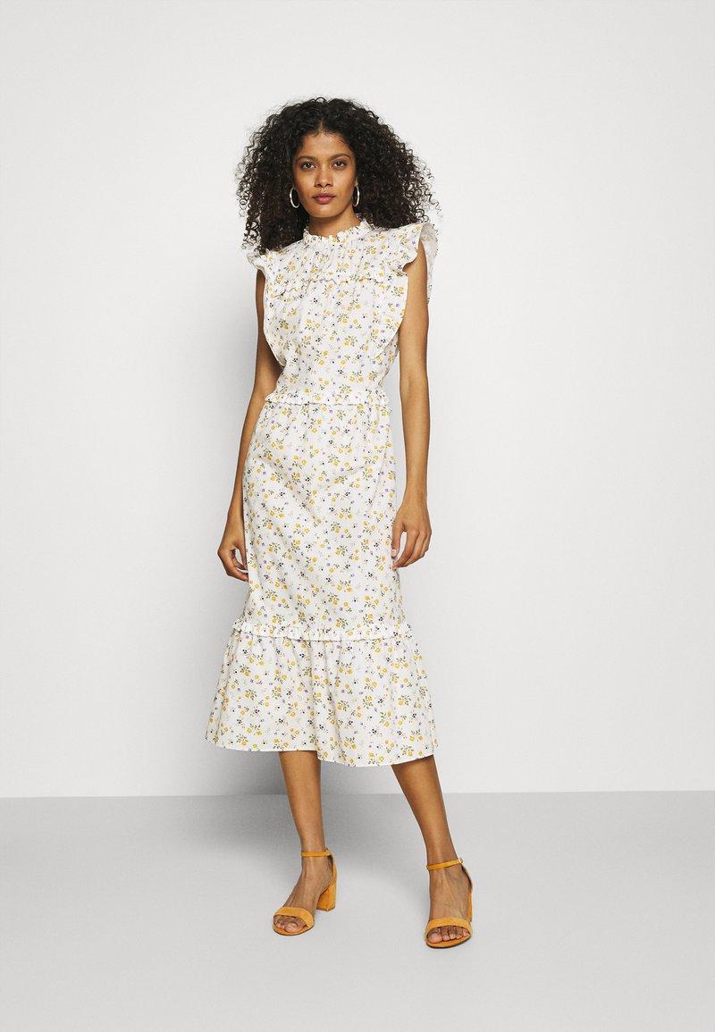 ALIGNE - DEBBIE - Denní šaty - white