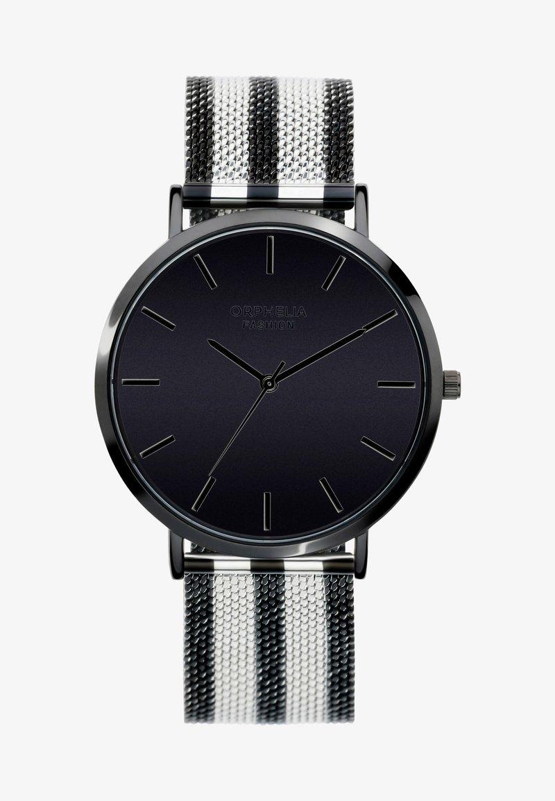 Orphelia - MILANO - Watch - black/silver
