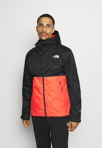 The North Face - MILLERTON JACKET - Veste imperméable - flare/black - 0