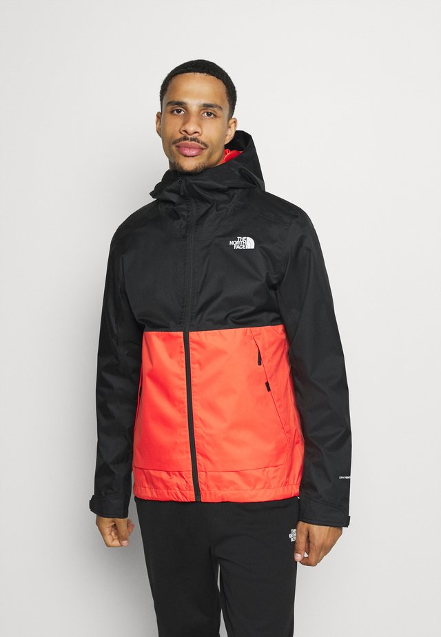 MILLERTON JACKET - Impermeable - flare/black