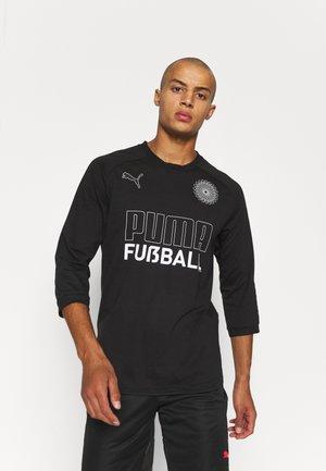 FUSSBALL KING TEE - Camiseta de deporte - black