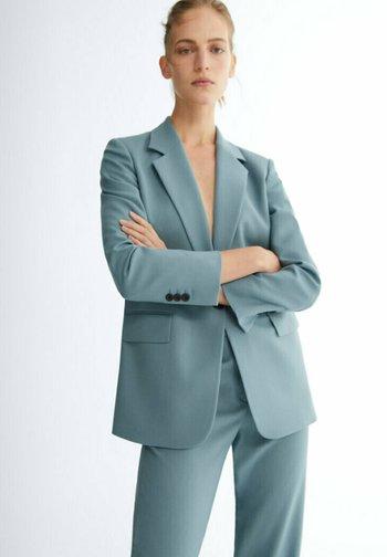 FLANELL  - Short coat - light blue