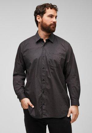 MIT ALLOVER-PRINT - Shirt - grey aop