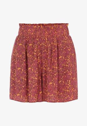YASRISLO - Shorts - fandango pink