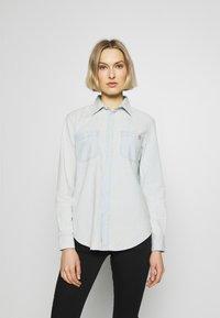 Polo Ralph Lauren - RELAXED LONG SLEEVE SHIRT - Button-down blouse - chambray - 2