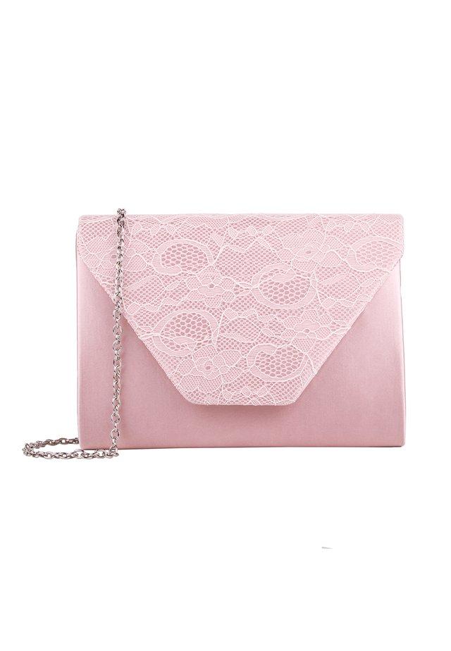DAMEKA - Clutch - pink