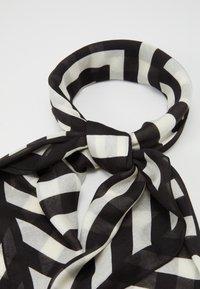 The Kooples - Foulard - black/white - 2