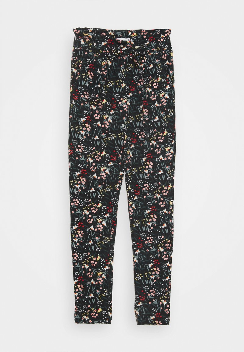 Name it - NKFLAUREN PANT - Bukser - black