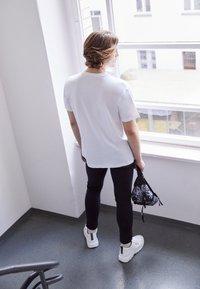 Versace Jeans Couture - Skinny džíny - blue black - 3