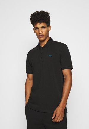DONOS - Poloshirt - black