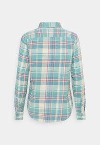 Polo Ralph Lauren - GEORGIA LONG SLEEVE - Skjorte - faded teal - 1