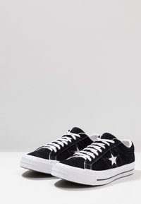 Converse - ONE STAR - Trainers - black/white - 2