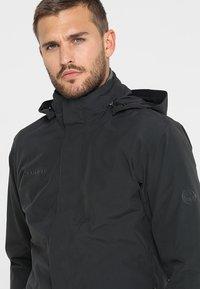 Mammut - TROVAT - Hardshell jacket - black - 6