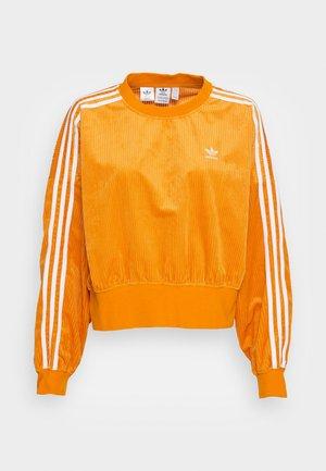 Sweatshirt - focus orange