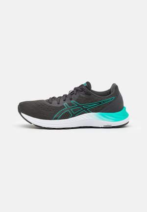 GEL EXCITE 8 - Neutral running shoes - black/baltic jewel