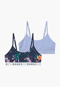 Bonds - 2 PACK - Bustier - lilac/dark blue - 0