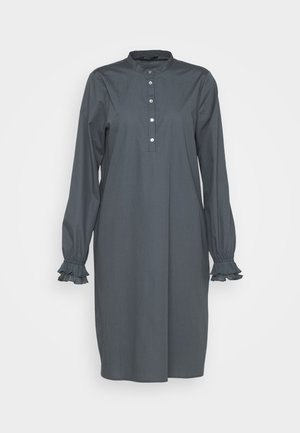 POSY EBEN DRESS - Shirt dress - graystone