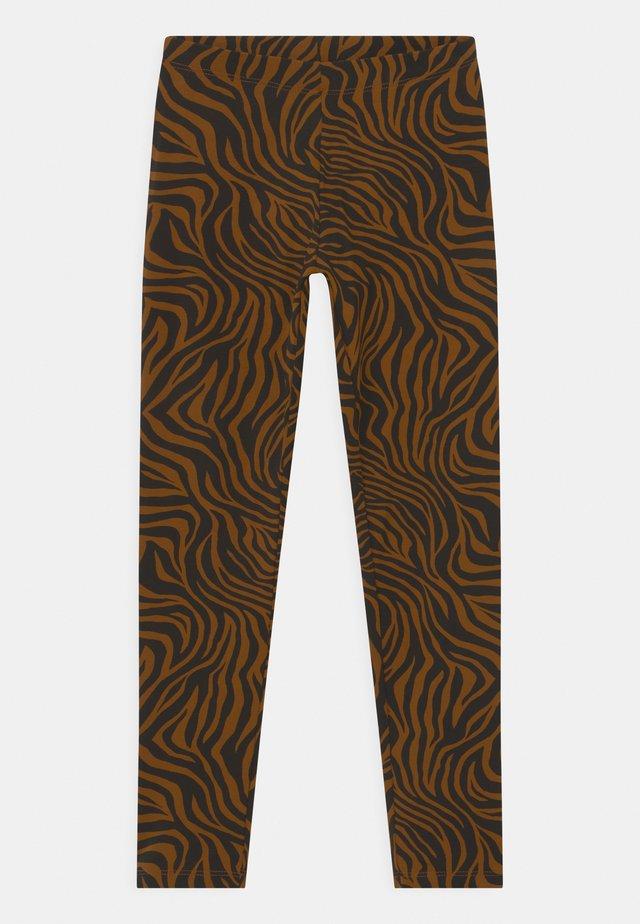 MINI  - Legging - brown
