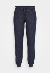 Marks & Spencer London - Pyjama bottoms - navy mix - 3