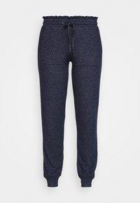 Marks & Spencer London - Pyjama bottoms - navy mix - 3