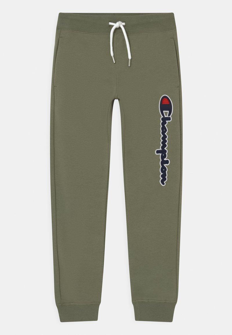Champion Rochester - LOGO - Pantaloni sportivi - khaki