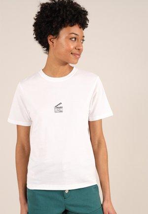 FILM - T-shirt print - white