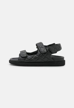 HOOK LOOP  - Sandalen - black