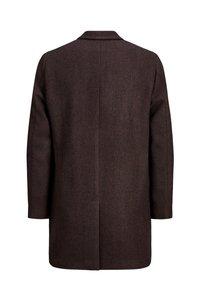 Jack & Jones - JJEMOULDER  - Short coat - hot chocolate - 1