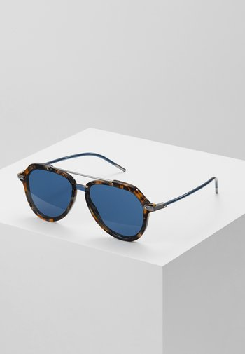 Occhiali da sole - blue havana