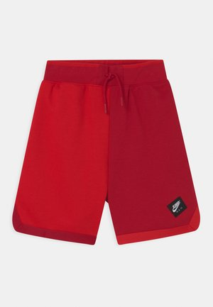 JUMPMAN UNISEX - kurze Sporthose - gym red