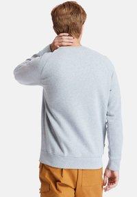 Timberland - EXETER RIVER BRUSHED BACK - Sweatshirt - medium grey heather - 2