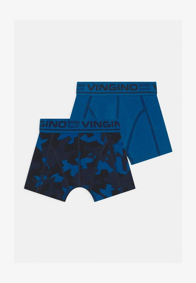 STARS 2 PACK - Panties - dark blue
