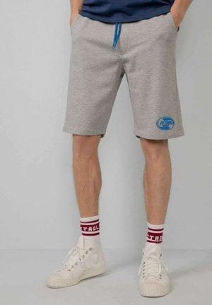 Shorts - light grey melee