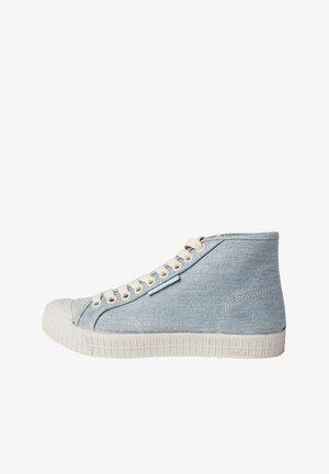 ROVULC MID II - Sneakers laag - raw denim