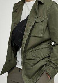 Massimo Dutti - Summer jacket - khaki - 5