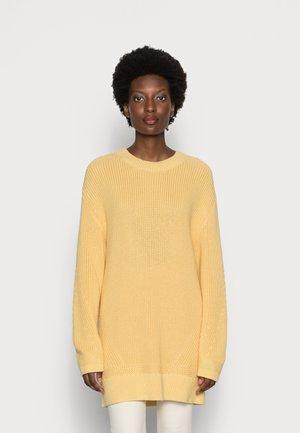 SWEATER NINA - Svetr - light yellow